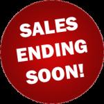 Ticket Sales Ending Soon!