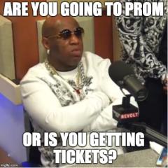 Prom Night…Two Weeks Away