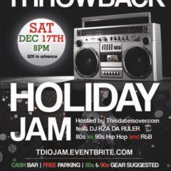 Throwback Holiday Jam