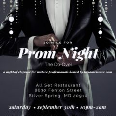 Meet Me At The Prom…It's Going Down!