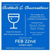 Happy Hour – February 22nd