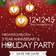 Save The Date! Holiday Party 2015